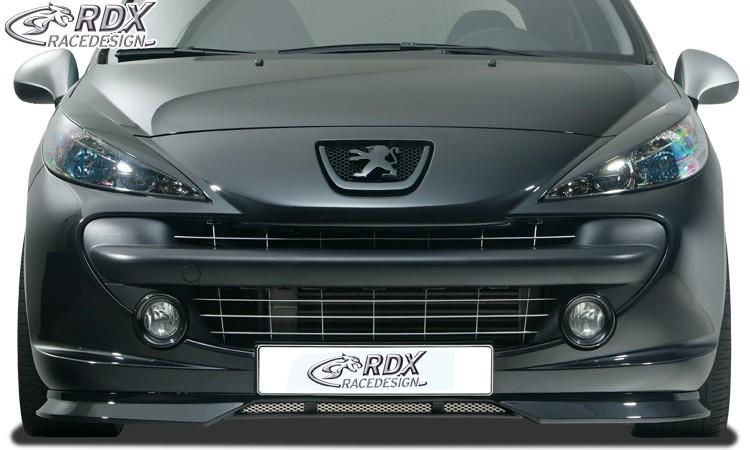Frontspoiler Peugeot 207 Rdfa040 Von Rdx Racedesign Nur
