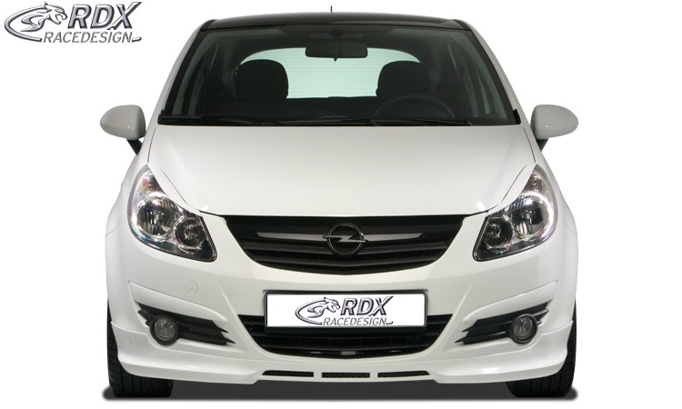 Frontspoiler Opel Corsa D (RDFA092) von RDX Racedesign nur 116,95 ...