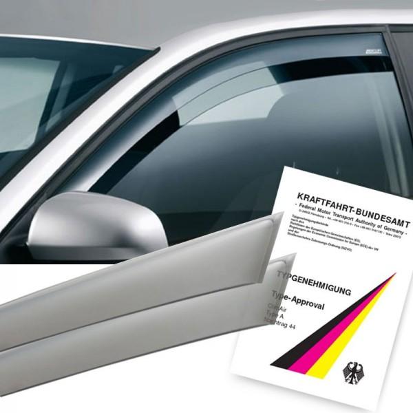 Seitenwindabweiser BMW 3er Compact Baujahr ab 6/01