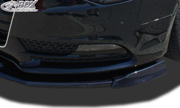 Frontspoiler VARIO-X Audi A5 2011+ (Coupe + Cabrio + Sportback; Normale Frontstoßstange) Frontlippe