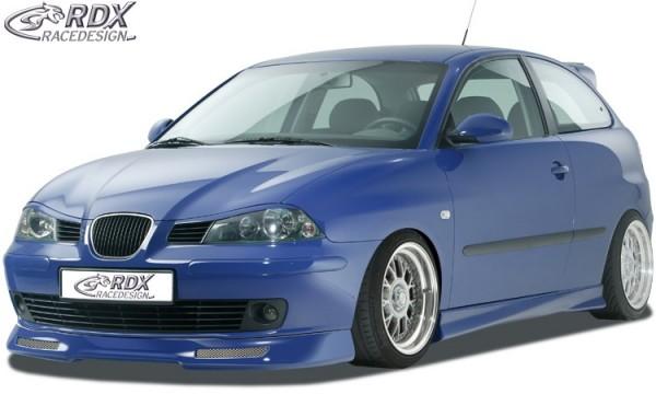Scheinwerferblenden Seat Ibiza 6L Böser Blick