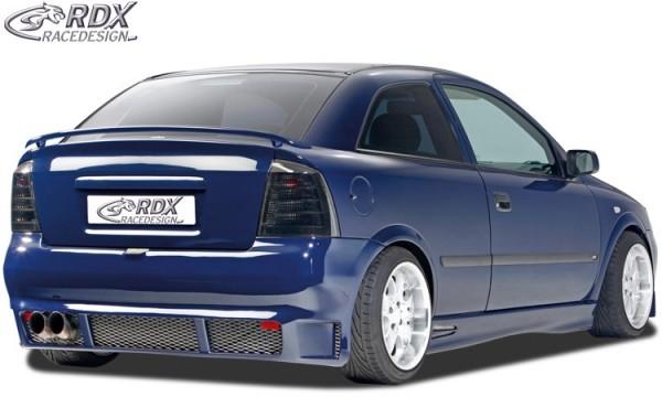 Heckspoiler Opel Astra G (kleine Version) Spoiler