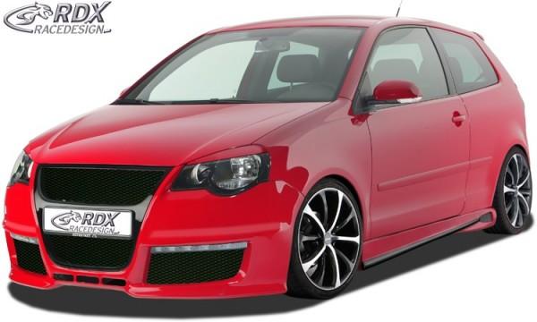 Scheinwerferblenden VW Polo 9N3 Böser Blick