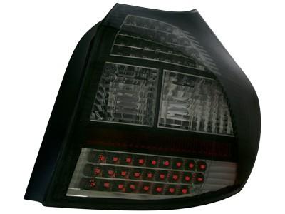 LED Rückleuchten BMW 1er E87 04-03.07 Rauch