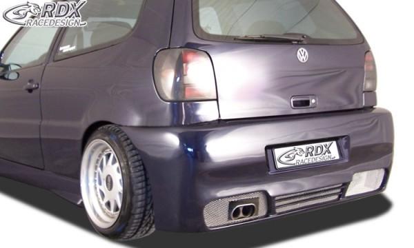 """Heckstoßstange VW Polo 6N mit KZ-Mulde """"GT-Race"""" Heckschürze Heck"""