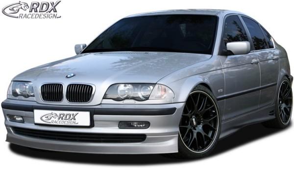 Frontspoiler BMW 3er E46 Limousine / Touring (bis 2002) Frontlippe Front Ansatz Spoilerlippe