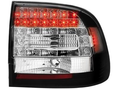 LED Rückleuchten Porsche Cayenne 03-07 schwarz