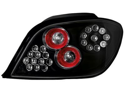 LED Rückleuchten Peugeot 307 01-05 schwarz