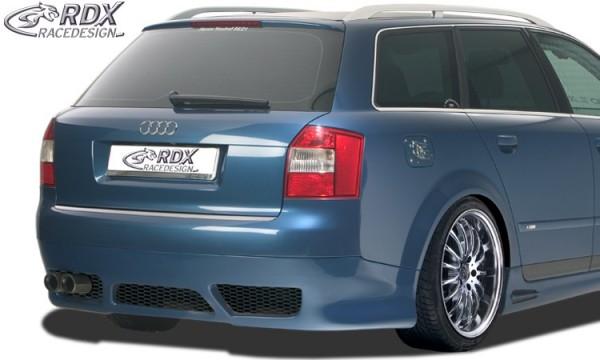 "Heckansatz Audi A4 B6 8E Avant / Kombi ""GT-Race"" Heckschürze Heck"