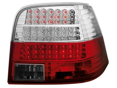 LED Rückleuchten VW Golf IV 97-04 rot klar LED Blinker