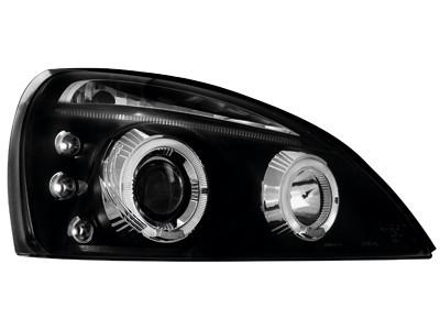 Scheinwerfer Renault Clio MK3 01-05 2 Standlichtr. schwarz