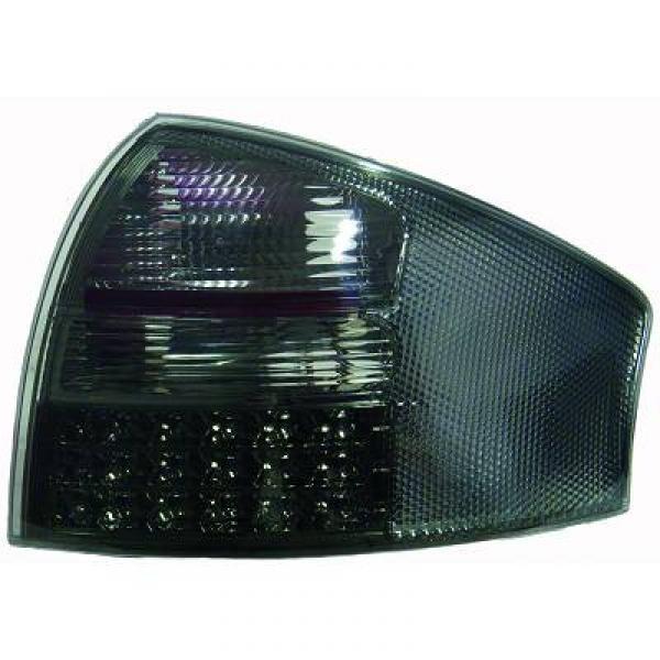 LED Rückleuchten Audi A6 4B Limousine 97-04 nicht für Avant Klarglas schwarz