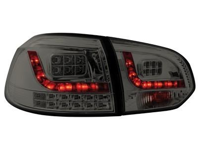 LED Rückleuchten VW Golf VI MIT LED Blinker Rauch