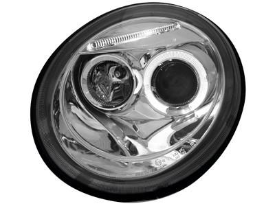 Scheinwerfer VW Beetle 97-2005 chrom