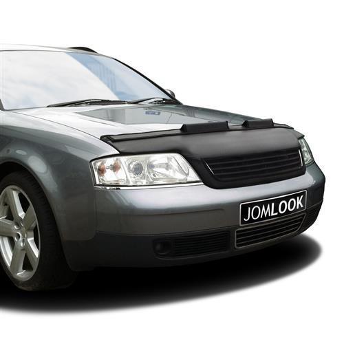Steinschlagschutzmaske Motorhaube 05 Haubenbra schwarz f/Ã/¼r Seat Leon 1P Bj