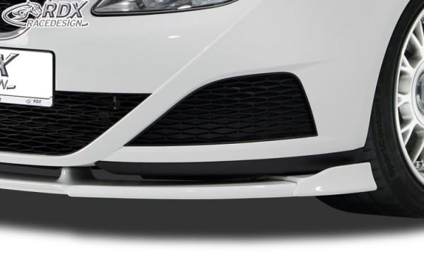 Frontspoiler VARIO-X SEAT Ibiza 6J, 6J SC & 6J ST -03/2012 (nicht FR, Cupra, Bocanegra) Frontlippe F