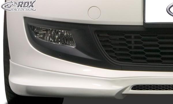 Frontspoiler VW Polo 6R Frontlippe Front Ansatz Spoilerlippe