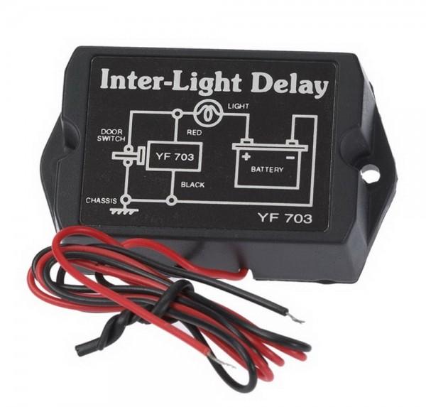 Innenlichtverzögerer automatische Innenraumbeleuchtung 12 Volt
