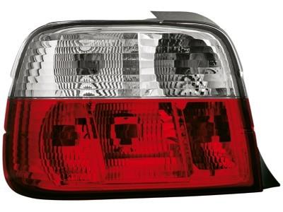 Rückleuchten BMW E36 Compact 92-98 rot klar