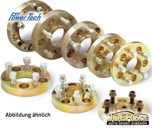 Spurverbreiterung 48mm Ford Fusion (TYP JUR) 4x108 Lochkreis