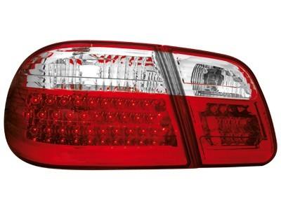 LED Rückleuchten Mercedes Benz W210 E-Kl. 95-02 rot Klara