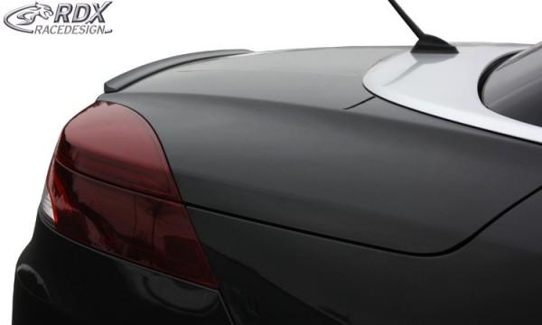 Hecklippe RENAULT Megane 3 CC / Cabrio Heckklappenspoiler Heckspoiler
