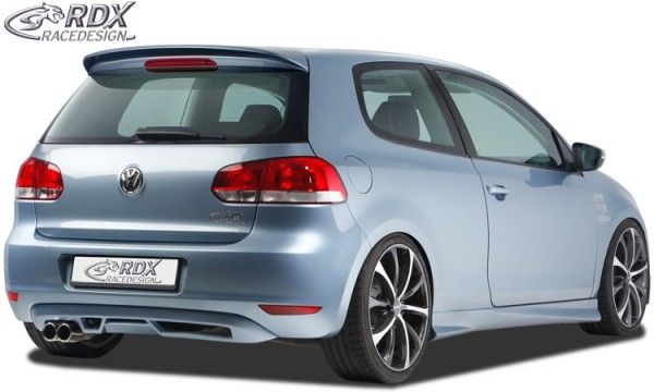 Heckspoiler VW Golf 6 (große Version) Dachspoiler Spoiler