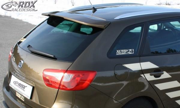 Heckspoiler Seat Ibiza 6J ST / Kombi Dachspoiler Spoiler