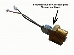 Adapter für Ölthermometer M 22x1,5