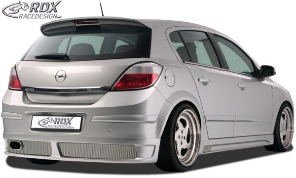 Heckspoiler Opel Astra H 4/5 türig Dachspoiler Spoiler
