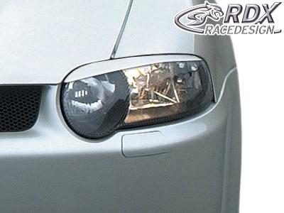 Scheinwerferblenden Alfa 147 Böser Blick