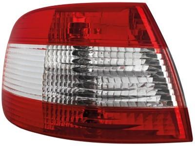 Rückleuchten Audi A4 B5 Lim. 95-10.00 rot klar