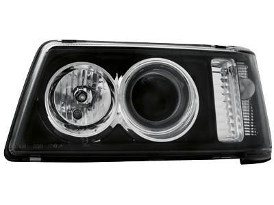Scheinwerfer Peugeot 205 83-96 1 Standlichtr. schwarz