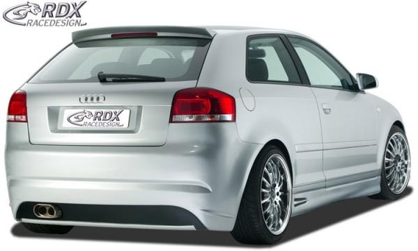 "Heckstoßstange Audi A3 8P ""SingleFrame"" Heckschürze Heck"