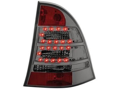 LED Rückleuchten Mercedes Benz C W203 00-07 Rauch